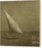 Seven Seas... Wood Print