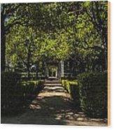 Seville - Park Maria Luisa Wood Print