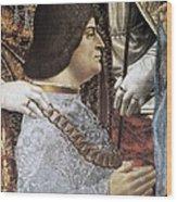 Sforza, Ludovico, Called The Moor Wood Print