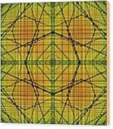 Shades 15 Wood Print