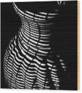 Shadow Urn Wood Print