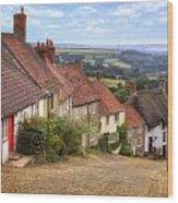 Shaftesbury - England Wood Print