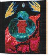 Shalicu  - Aeon / The Last Judgement Wood Print
