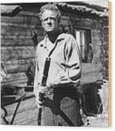 Shane, Van Heflin, 1953 Wood Print