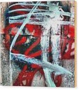 Shanghaied 2 Wood Print