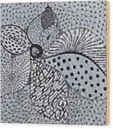 Shangrila Wood Print