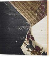 Shard Wood Print