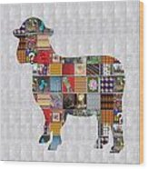 Sheep Animal Showcasing Navinjoshi Gallery Art Icons Buy Faa Products Or Download For Self Printing  Wood Print