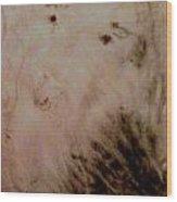Sheep Dog Wood Print