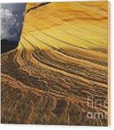 Sheer Magic North Coyote Buttes Arizona Wood Print