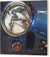 Shelby Cobra Circa 1965 Wood Print