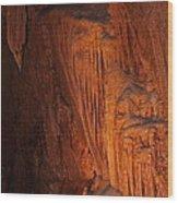 Shenandoah Caverns - 121263 Wood Print