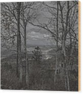Shenandoah's Delight Wood Print