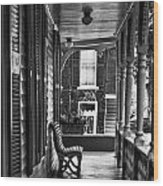 Shepherd Inn Wood Print