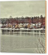 Lake Lochmere  Wood Print