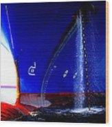 Ship - Gulf Of Mexico Wood Print