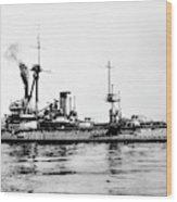 Ships Hms 'dreadnought Wood Print
