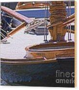 Shipshape Wood Print