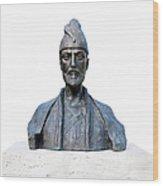 Shota Rustaveli Wood Print