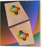 Shots Shifted - Le Soleil 2 Wood Print