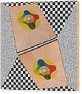 Shots Shifted - Le Soleil 6 Wood Print