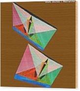 Shots Shifted - Matriarche 5 Wood Print