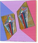 Shots Shifted - Metamorphose 7 Wood Print