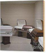 Showroom Wood Print