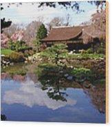 Shufoso Fairmount Park Philadelphia Wood Print