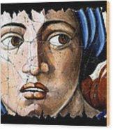Sibyl Of Delphi Wood Print