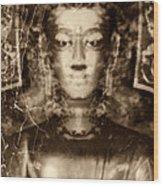 Siddhartha Gautama Wood Print