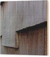 Siding Wood Print