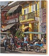 Siem Reap 03 Wood Print