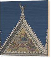 Siena Cathedral Wood Print