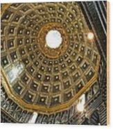Siena Duomo Wood Print