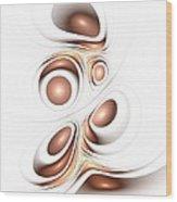 Sienna Creation Wood Print