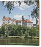 Sigmaringen Castle 4 Wood Print