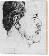 Sigmund Freud (1856-1939) Wood Print