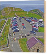 Signal Hill National Historic Site In Saint John's-nl Wood Print