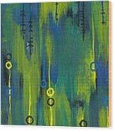Signals Wood Print