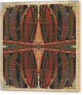 Silent Behemoth Wood Print