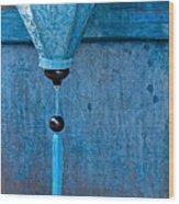 Silk Lantern 01 Wood Print