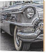 Silver Caddy 2 Wood Print