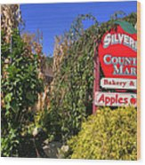 Silverman's Country Farm Wood Print