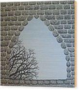 Silverstonecastle2 Wood Print