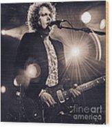 Simon Mcbride In Concert 2 Wood Print