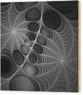 Sinister Wood Print