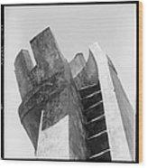Sintra Tower Wood Print