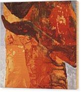 Sip Wood Print by Graham Dean