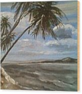 Siquijor Island Wood Print